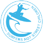 Surfers not Street Children logo